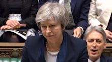 Theresa May faces immediate no-confidence vote from Labour after MPs hand her humiliating Brexit defeat