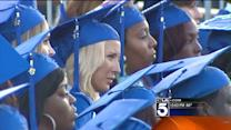 Shooting Victims Remembered at Santa Monica College Graduation
