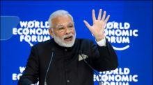 Indiens Regierungschef Modi warnt in Davos vor Protektionismus