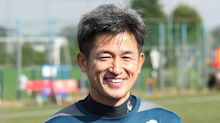 53-year-old Miura becomes J-League's oldest player with Yokohama FC start