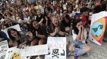 «Grève du climat»: Quatre millions de jeunes manifestent pour la planète