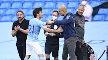 Departing Man City great David Silva: I love them all...I'll even miss the weather!
