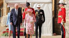 Joe Biden Says Queen Elizabeth 'Was Very Gracious' After Visit: She 'Reminded Me of My Mother'