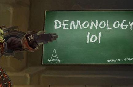 Blood Pact: Demonology 101