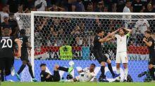 Foot - Euro - Tenue en échec par la Hongrie, l'Allemagne se qualifie et affrontera l'Angleterre en huitièmes