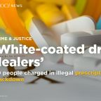 60 people, including 53 medical professionals, charged in illegal prescription opioid crackdown