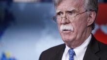 El Gobierno de EEUU abre investigación criminal por libro del exasesor Bolton