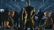 Idris Elba is 'black Superman' in new 'Hobbs & Shaw' trailer