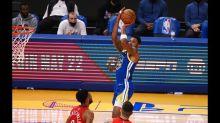 Warriors rest stars, still slip past Pelicans