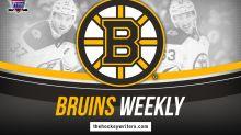 Bruins Weekly: Top 2 Lines Key to Winning Streak & More