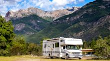 Slipping RV sales used as economic warning sign
