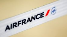 Air France says 25 percent of flights will be canceled on Monday