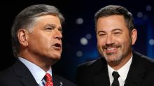Sean Hannity calls Jimmy Kimmel 'an ignorant a**hole' for criticizing Caitlyn Jenner
