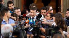 Primeros nombres gordos de Casado: Teodoro García, secretario general del PP; Dolors Montserrat, portavoz en el Congreso
