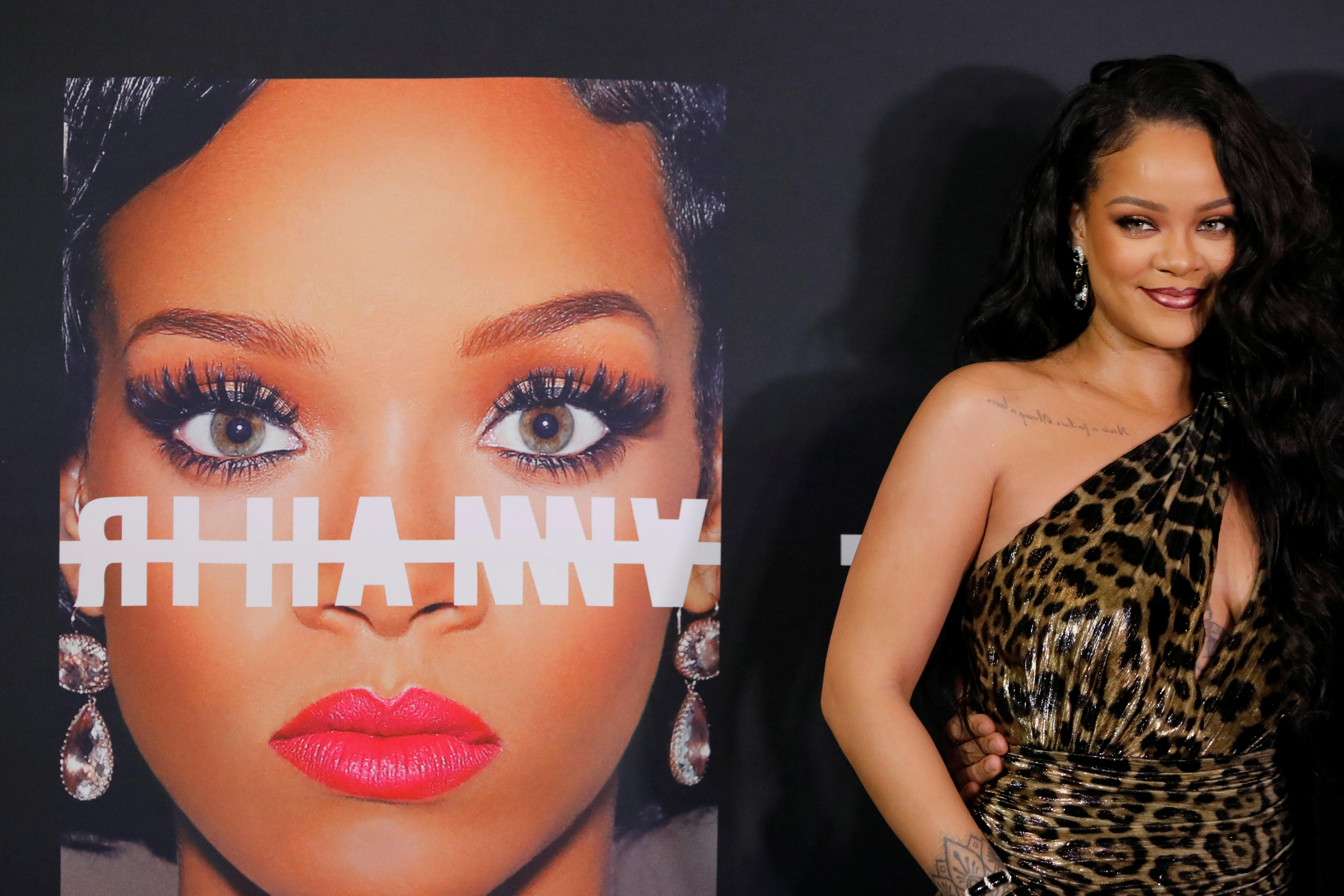 Rihanna's 'visual autobiography' weighs 15 pounds — and could cost you $5,500