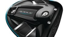 Callaway Rogue driver family expands on the ideas of ballspeed and forgiveness with intricate upgrade of 'Jailbreak' technology