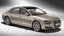 Audi launches A8 limo in Beijing