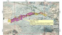 Blackrock Outlines Program to Evaluate Historic Mineralized Mine Dumps and Tailings in Surface Material at Its Tonopah West Project