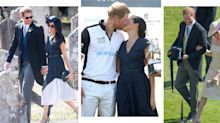 17 of Prince Harry and Meghan Markle's sweetest PDA moments