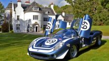 Blast from the past: The lost Sixties race car finally taking to the road