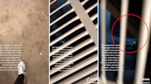 'Be careful': Man's creepy find in air vent while staying at Airbnb