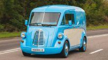 Morris Commercial vuelve al mercado con una furgoneta 100% eléctrica