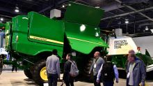 Nothing Runs Like A Deere At CES; Farm Gear Giant Crashes Gadget Show