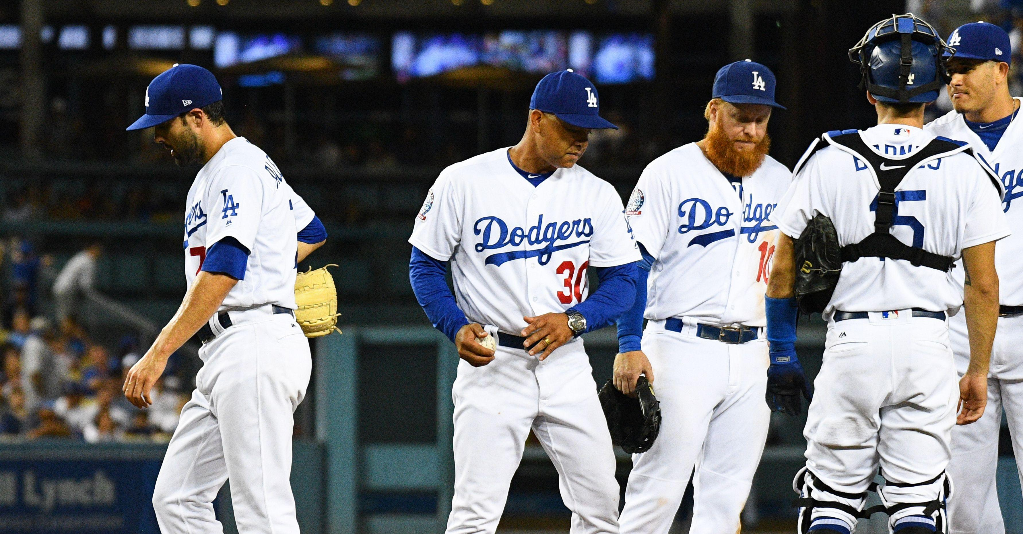 For the Dodgers, is there any relief in sight? - Fatmouth