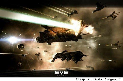 Major rebalance of capital ships coming to EVE Online in Dominion expansion