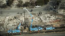 PG&E Plunges After DrainingCredit Facilities Amid Fire Costs