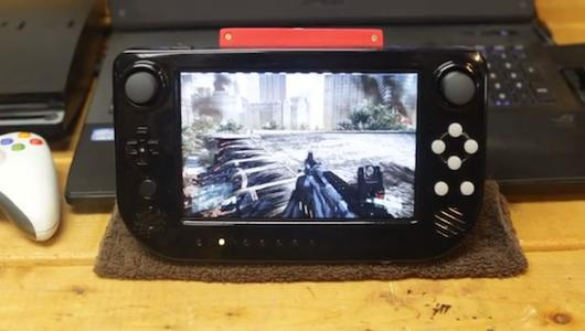 Cross Plane puts a screen in a controller for PC, PS3, 360, Ouya