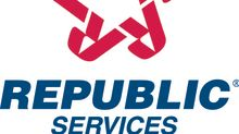 Republic Services, Inc. Increases Quarterly Dividend to $0.375 Per Share