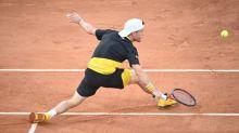 Roland-Garros (H) - Roland-Garros : Diego Schwartzman vainqueur de Lorenzo Sonego et qualifié pour les quarts de finale