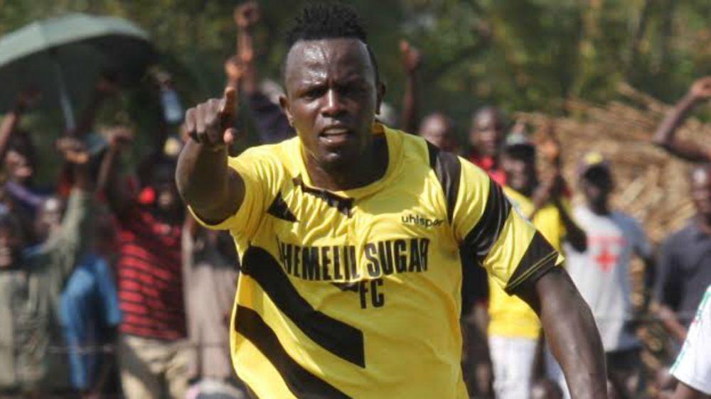 Okumbi impressed by Chemelil Sugar midfielder