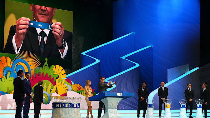FIFA changes World Cup draw seeding