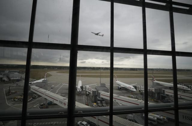 Heathrow Airport installs anti-drone system that can locate UAV pilots