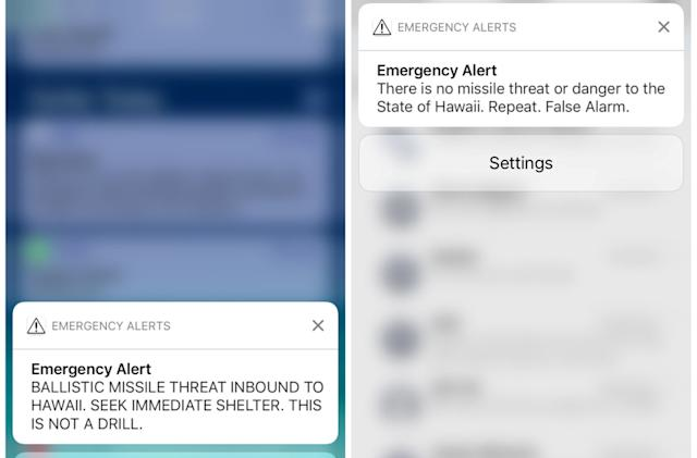US senate passes bill to shield the public from false emergency alerts