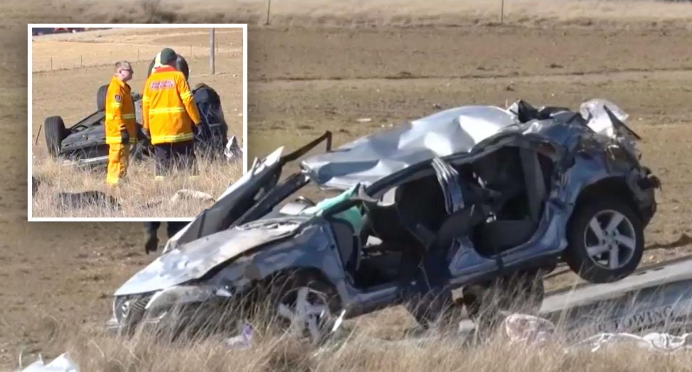 Cooma crash: Police investigate speed in double fatality