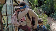 Sandra Bullock shot half of her scenes in 'Bird Box' blindfolded, kept running into the camera