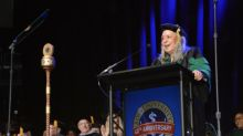 Dr. Vivian W. Pinn, Founding Director, Office of Research on Women's Health at the NIH, Addresses Graduates of Ross University School of Medicine