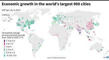 Major US, global cities slowing amid worldwide slump: report