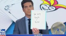 Fox News Host Jesse Watters Confuses Robin Roberts With Gayle King On Air