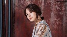 韓國女藝人趙倫熙最新代言宣傳照曝光
