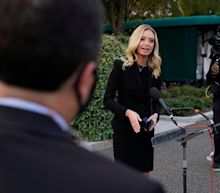 'She recklessly endangered lives': Backlash as Kayleigh McEnany tests positive for coronavirus after briefing media without mask