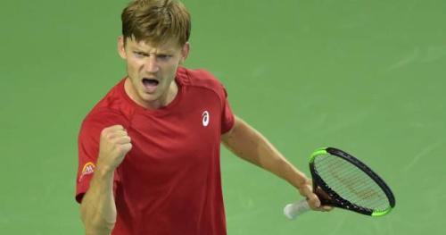Coupe Davis - Coupe Davis : Goffin qualifie la Belgique