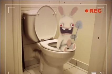 Rabbids to return to DS, may even get noticed