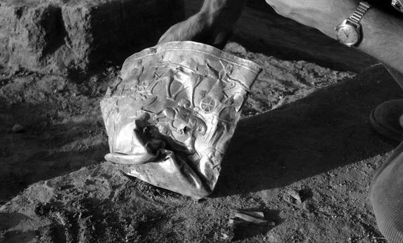 3,000-Year-Old Golden Bowl Hides a Grisly Archaeological Tale