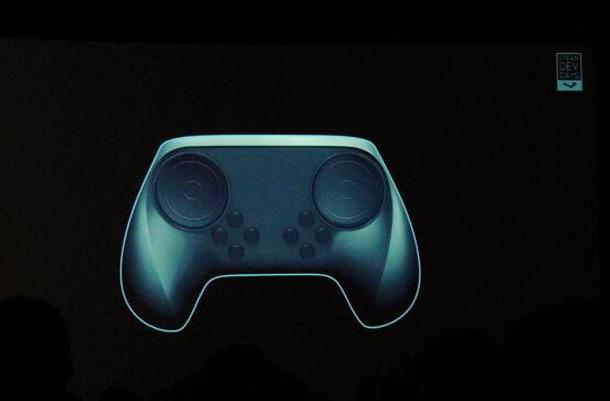 Steam Controller drops touchscreen, adds physical buttons (update: new controller image)