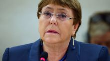 U.N. rights chief discussing visit to Xinjiang with China