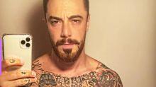 Felipe Titto mostra resgate de morcego em seu quarto: 'Me cagando de medo'